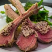 Herb-Marinated Rack of Lamb