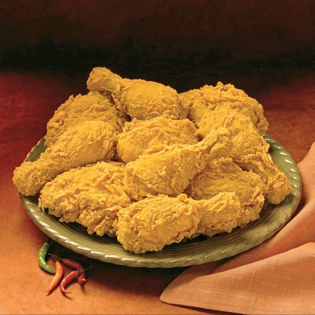 The Best Southern Fried Chicken Recipe
