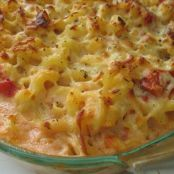 Dannielle's Baked Macaroni & Cheese
