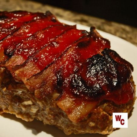 Sweet & Tangy Meatloaf