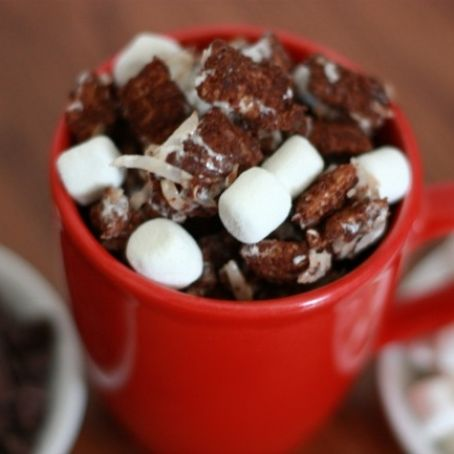 Hot Chocolate Cinnamon Mix