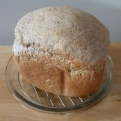 WHOLE WHEAT & FLAX BREAD for Breadmakers