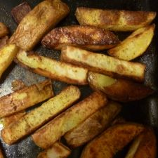 OVEN BAKED FRIES