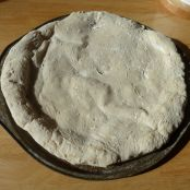 GARLIC PIZZA DOUGH (for the breadmaker)