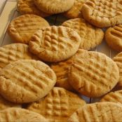 Peanut Butter Cookies- So Easy