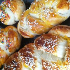 Sweet Bread Machine Challah