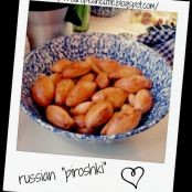 low fat version of russian piroshki