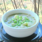 My Potato Leek Soup