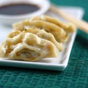 Pot Stickers (Chinese pan fried dumplings)