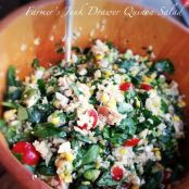Farmer's Junk Drawer Quinoa Salad