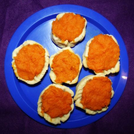 Mini Sweet Potato Custard Pies
