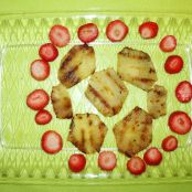 Grilled Pineapple Snackers