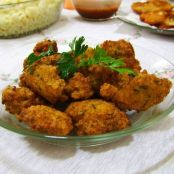 Rice Patties (Bolinho de Arroz)