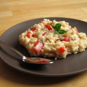Mom's Creamy Light Risotto