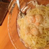 Angel Hair Shrimp Scampi