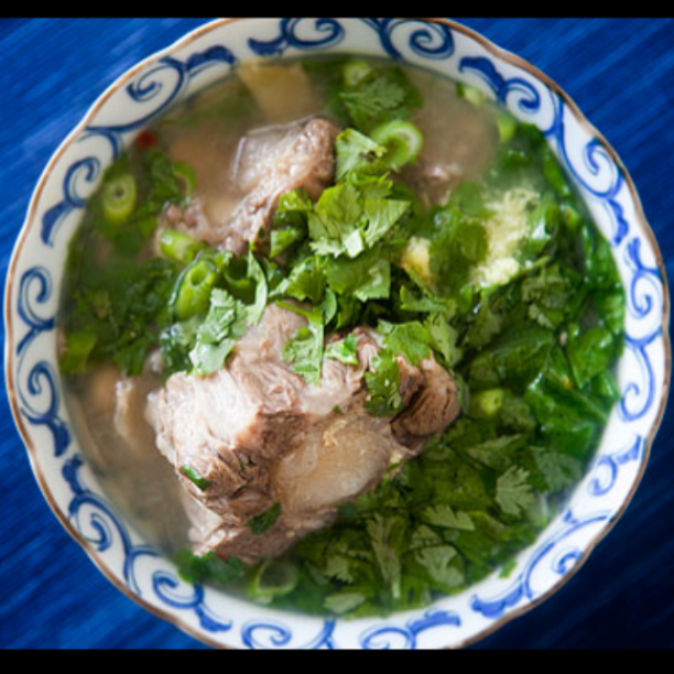 Oxtail Soup Recipe 4 5