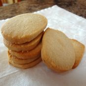 Sliced Sugar Cookies