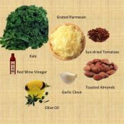 Kale Salad: A Cooking Cousins Feature Recipe