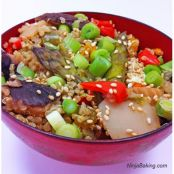 Quick 'n Easy Asian-Style Quinoa