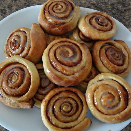 Easy as 1-2-3 Cinnamon Rolls