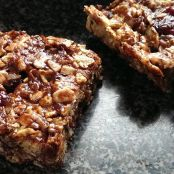 Chewy Fiber and Fruit Bars