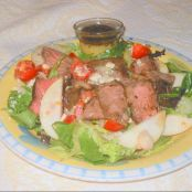 Steak & Bleu Cheese Salad