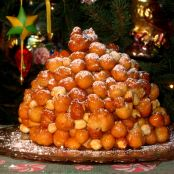 STRUFFOLI / HONEY DOUGH BALLS