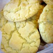 Brasted's Sugar Cookies