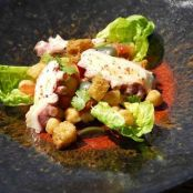 Tunisian Octopus Salad