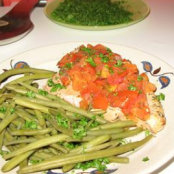 Tuna Steaks Provencal