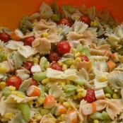 Easy Tuna Pasta Salad