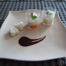 Assortment of Rice Pudding
