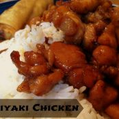 Traditional Teriyaki Chicken