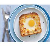 Toad-in-the-Hole Bake