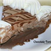 Chocolate Fantasy Pie