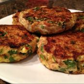 BUFF Easy Tuna Patties Recipe