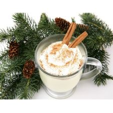 Super Easy Egg Nog