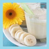Very Vanilla Banana Smoothie