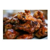 Oven Baked Teriyaki Wings