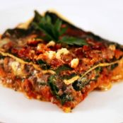 Whole wheat Vegetable Lasagna