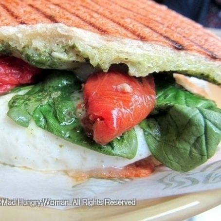 Best Egg white spinach sandwich