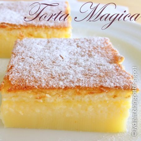 Torta Magica Magic Cake Recipe 2 9 5