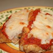 Flavorful Chicken Parmesan