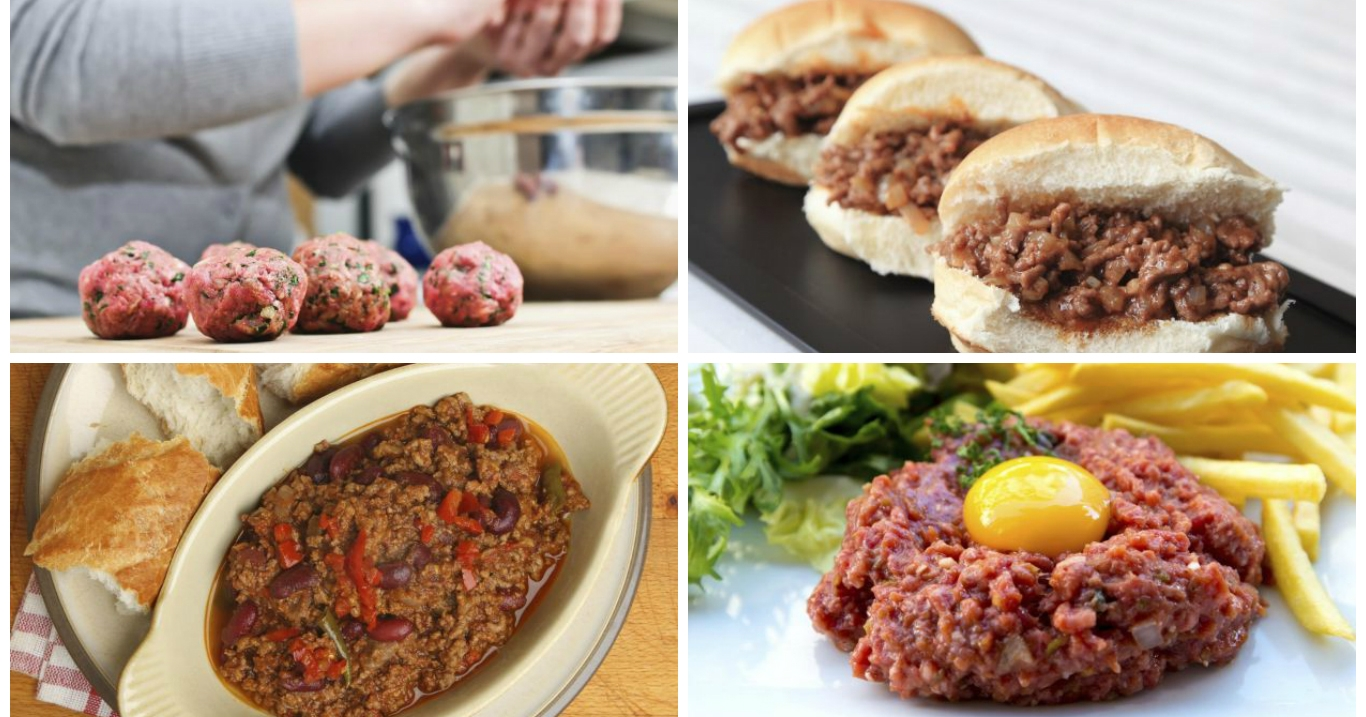 10 things you can make with ground beef in record time for What can you cook with ground beef