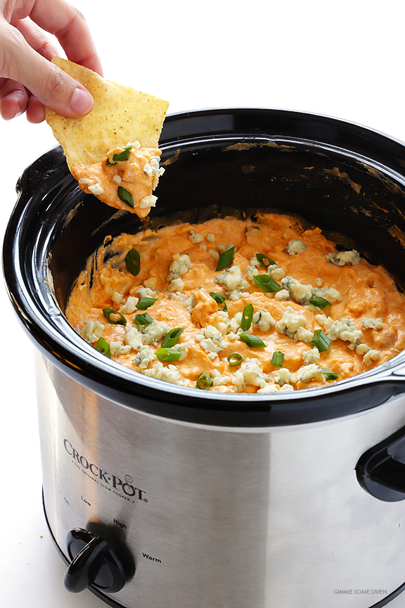 Buffalo Chicken Dip -  © Gimme Some Oven
