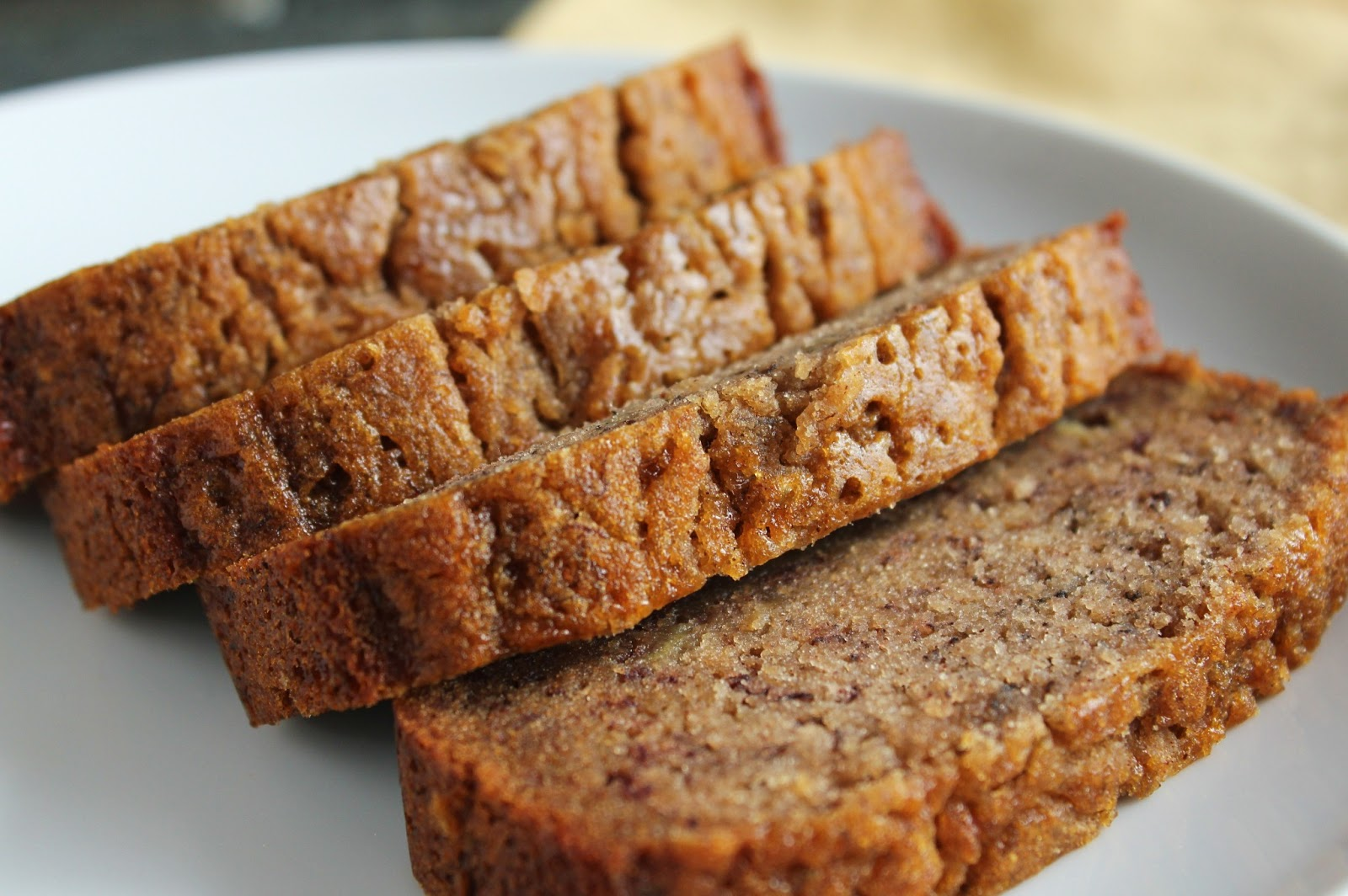 how to make homemade banana bread easy