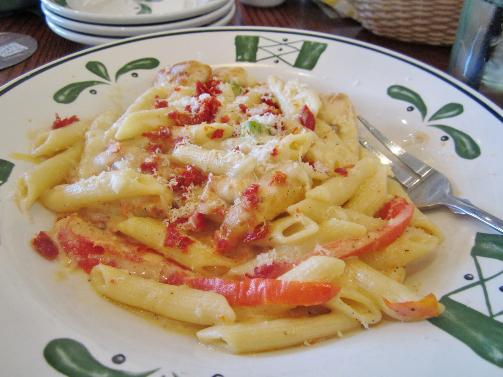 Smoked Mozzarella Chicken & Penne Pasta Recipe