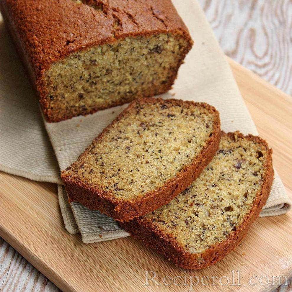 Banana Loaf Cake Recipe Easy