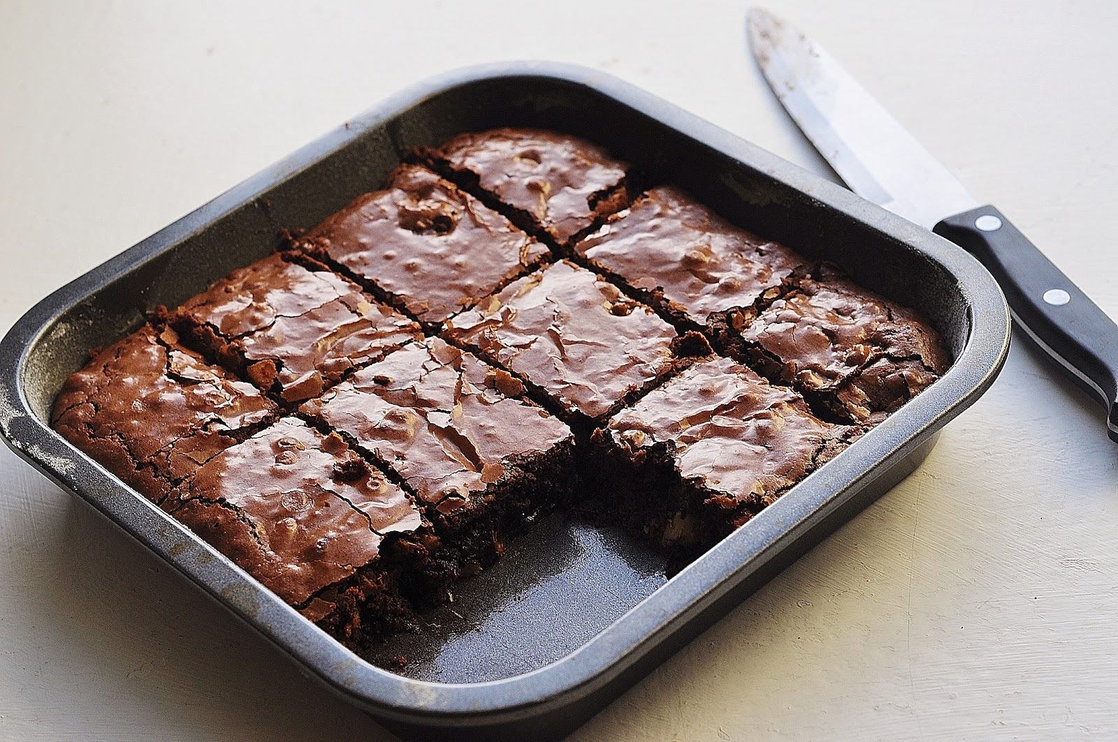Suzanne's Best Brownies Recipe - (5/5)