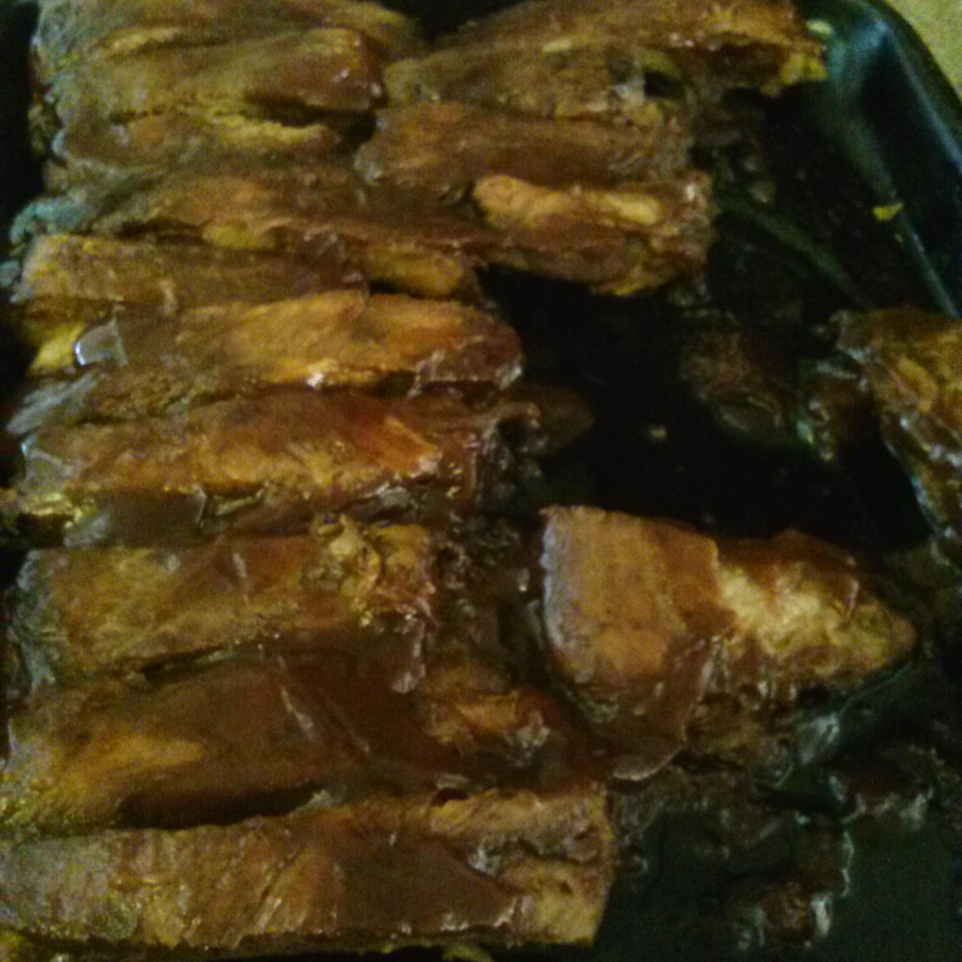 Crockpot Barbecue Pork Ribs Recipe - (2.9/5)